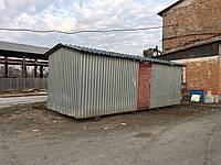Строительный вагончик, фото 1