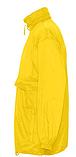 Ветровка SOL'S, желтая водонепроницаемая ветровка, фото 2