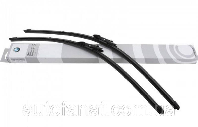 Комплект передних щеток стеклоочистителя BMW 1 (F20, F21, F22, F22 LCI, F23, F23 LCI, F87) (61612219147)