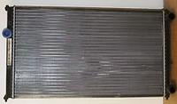 Радиатор Seat Inca 625*379