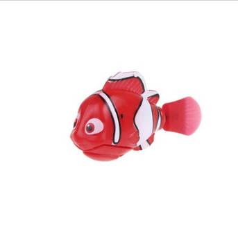 Интерактивная игрушка Robo fish рыба-клоун Marlin робо рыбка (В поисках Немо) (робо рибка, робо фиш)