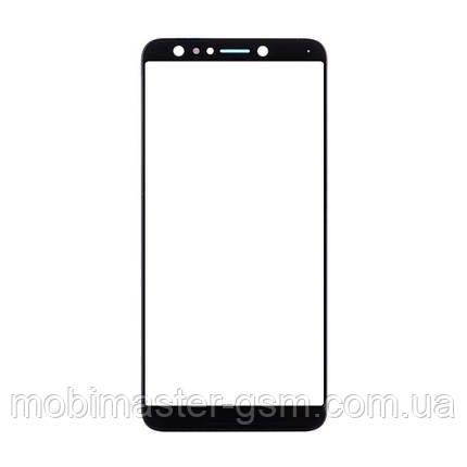 Корпусное стекло Asus ZenFone 5 Lite (ZC600KL) черное, фото 2