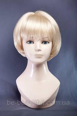 Короткие парики №1,цвет классический блонд