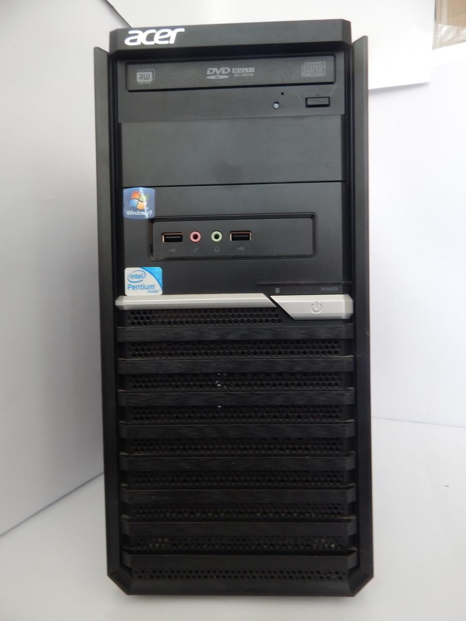 Системный блок Aser Veriton M290 проц. G630 RAM 4 ГБ