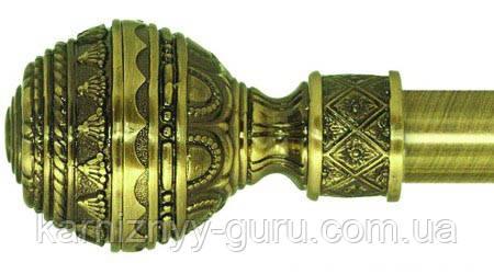 Декоративный наконечник Арабеска