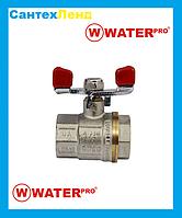 Кран Кульовий 3/4 Water Pro DN 20 PN 20 ГГБ