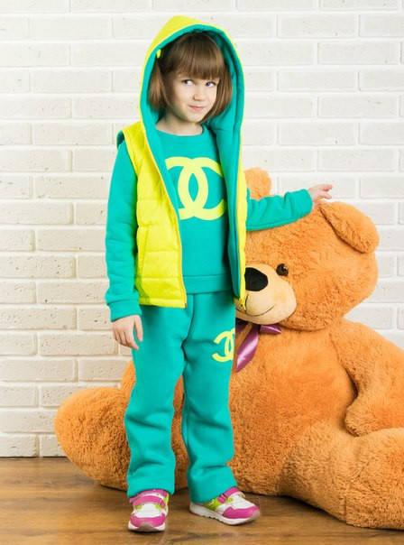 Детская спортивная одежда 3