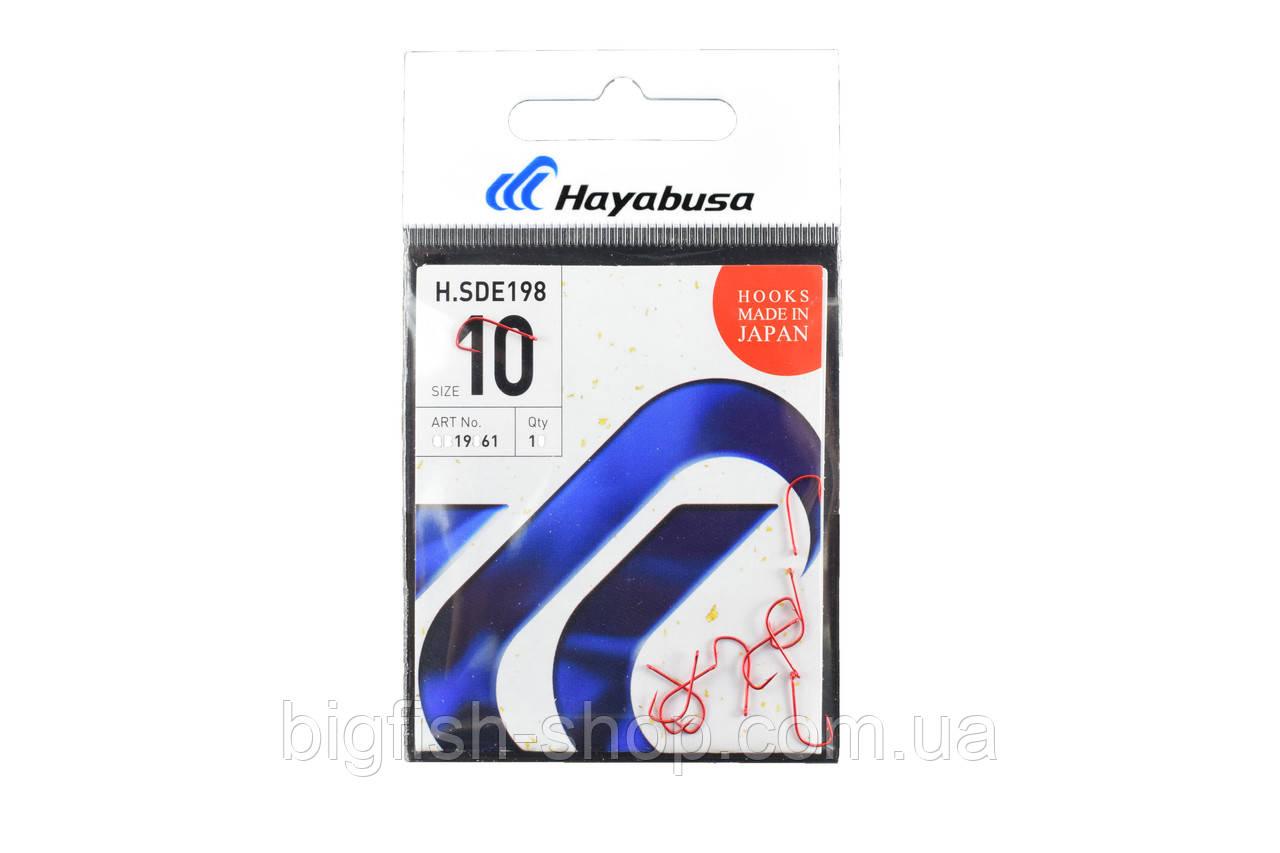 Гачки Hayabusa SDE198 №10