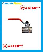 Кран Шаровой 1/2 Water Pro DN 15 PN 20 ГГР, фото 1