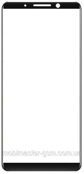 Корпусное стекло на Huawei Mate 10 Pro brown