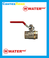 Кран Шаровой 3/4 Water Pro DN 20 PN 20 ГГР