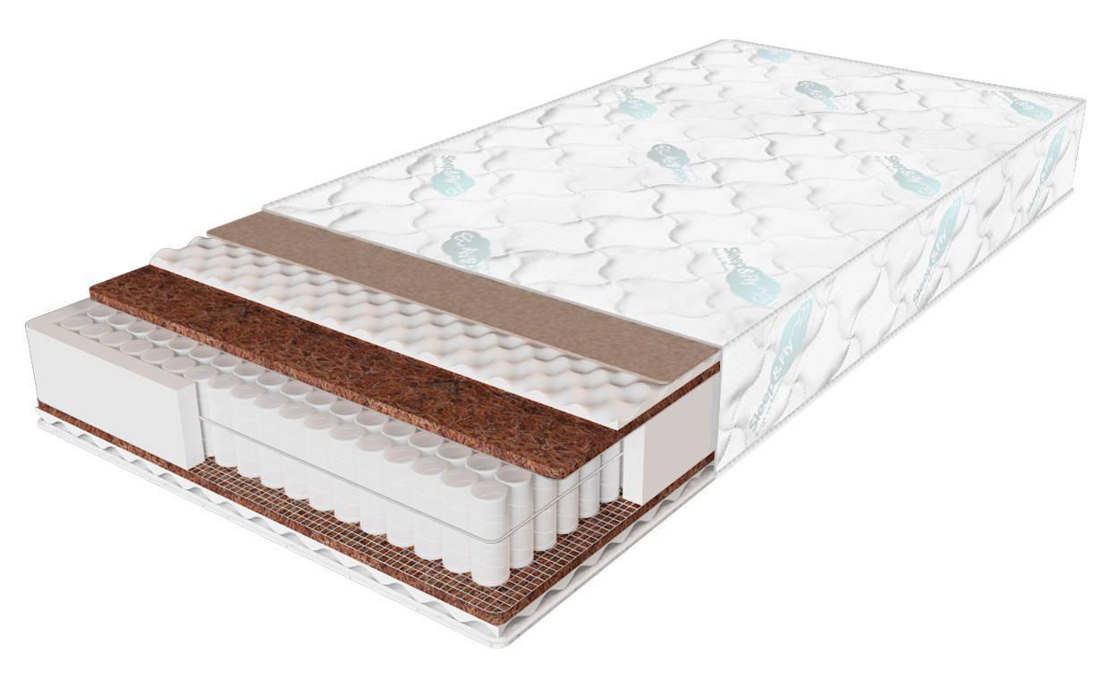 Ортопедический матрас  Extra/Экстра 70x190 см. Sleep&Fly