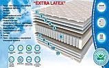 Ортопедический матрас  Extra Latex/Экстра Латекс 70x190 см. Sleep&Fly, фото 3