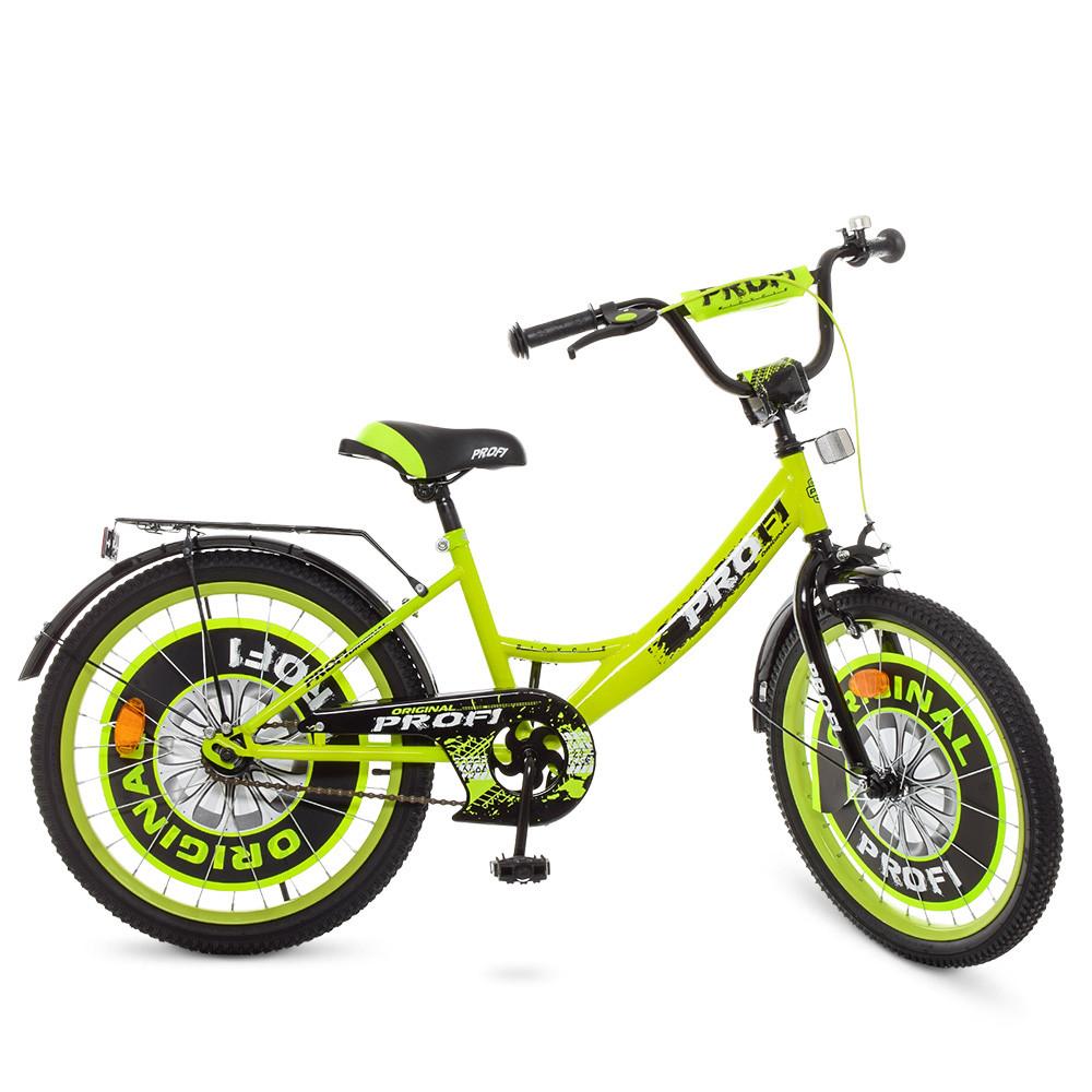 "PROFI Велосипед PROFI 20"" Y2042 Lime Green (Y2042)"
