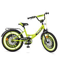 """PROFI Велосипед PROFI 20"""" Y2042 Lime Green (Y2042), фото 1"""