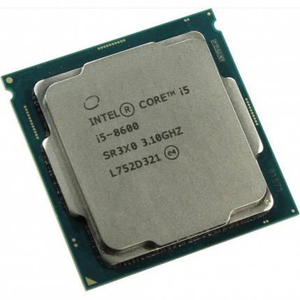 Процессор Intel I5-8600 (3.10-4.30GHz, 9MB, LGA1151, DDR4-2666) BOX, фото 2