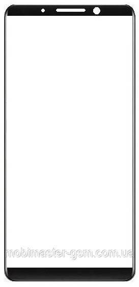 Корпусное стекло на Huawei Mate 10 Pro grey