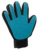 Trixie (Трикси) Fur Care Glove Массажная перчатка для собак и кошек, фото 1