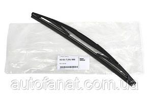 Оригинальная щетка стеклоочистителя задняя BMW 1 (F20, F21) (61617241986)
