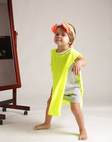 Модные платья на девочек! -1