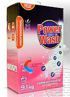 """Универсальный стиральный порошок-концентрат """"Power Wash Professional"""" 9,1 кг"""