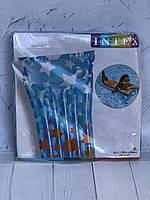Надувной плот матрас для катания Intex Матрас на море артикул 59711