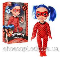 Кукла герои Miraculous музыкальная Леди Баг 32см, свет