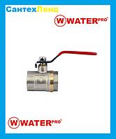 Кран Кульовий 1 Water Pro DN 25 PN 20 ГГР