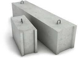 Блоки бетонные ФБС