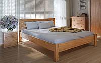 Деревянная кровать Эко плюс 90х190 см ТМ Meblikoff