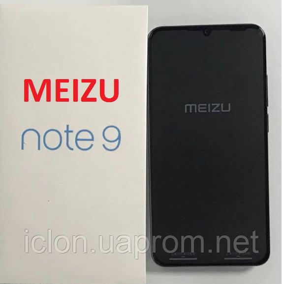 "Оригинал Meizu Note 9 6.2"" Snapdragon 675 *4/6Gb RAM+64/128Gb ROM*+ ЧЕХОЛ +БРОНЬ СТЕКЛО"