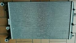 Радиатор Skoda Roomster 632*406