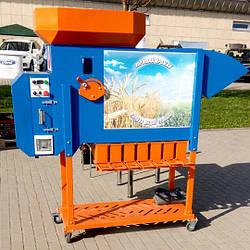 Сепаратор зерновой зерна ВЕНТУМ,Калибровка зерна 5 т/год