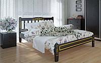 Деревянная кровать Вилидж люкс 140х190 см ТМ Meblikoff