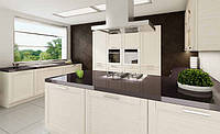 Деревянная кухня в современном стиле, фото 1