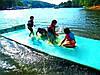 Мат для отдыха на воде из ЭВА (коврик, платформа для воды) EVA-LINE, фото 4