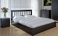 Деревянная кровать Луизиана с механизмом 90х190 см ТМ Meblikoff