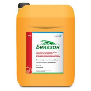 Гербицид Беназон (Базагран) д-в бентазон 480 г/л, фото 2