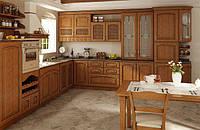 Кухонная мебель, кухни из массива дуба Киев