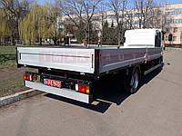 Изготовление и установка бортовых  кузовов  для грузовых автомобилей, фото 1
