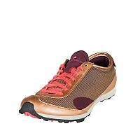Кроссовки женские adidas Stella McCartney M29791 (бронза, беговые, летние, грунт, трек, улица, бренд адидас)