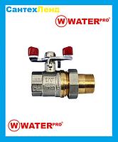 Кран Американка Прямий 3/4 Water Pro DN 20 PN 20