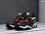 Мужские кроссовки Puma Thunder Spectra (черно/желтые) , фото 5