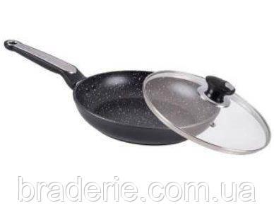 Сковорода універсальна EDENBERG EB 3348 28 см Мармурове покриття