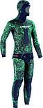 Гідрокостюм для підводного полювання Cressi-sub SCORFANO 7мм (куртка+ штани з лямками ), фото 2