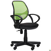 Кресло Чат/АМФ-4 сиденье А-1/спинка Сетка салатовая