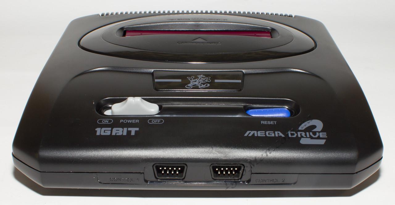 Sega Mega Drive 2 (висока якість!)