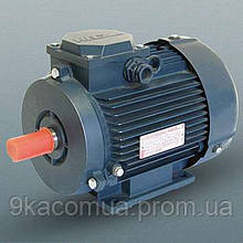 Электродвигатель многоскоростной АИР 80 А4/2 (1,12/1,5 кВт, 1500/3000 об/мин)