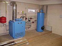 Монтаж отопления и ремонт котлов Одесса