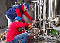 Пуско-наладка систем отопления